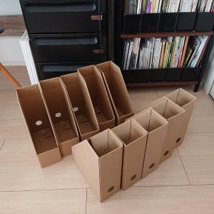 【100均】3年ぶりに買い替え×ダイソークラフトファイルボックス