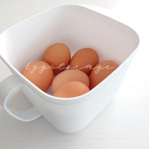 【収納】セリア商品で解決×卵の収納(アップデート)