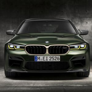 BMW M史上最もパワフルで高価な最速セダン「M5 CS」発表!注目したい5つのポイント!価格予想も。