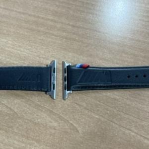 新商品!BMW純正Apple Watch用ベルト(ストラップ)が大ヒットの予感!バリエーションは4種類で価格は?楽天で在庫も一部のみあり^^