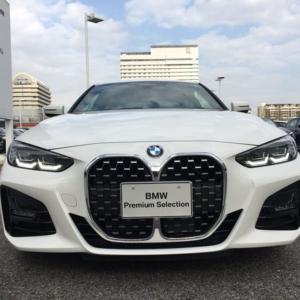 新型BMW4シリーズクーペ420i Mスポーツの認定中古車が早くも登場!価格、お得感は?