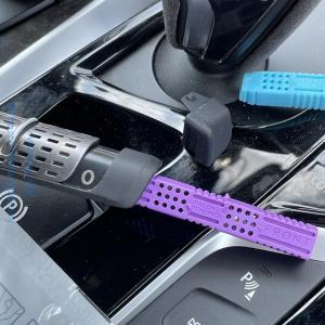 BMWインテリアフレグランス芳香剤「Natural Air」交換スティックを買って交換しました♪今回は「ハーモナイジング・フラワー」いい香りです(*^^*)