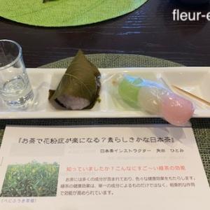 春を感じながら学ぶ薬膳と日本茶講座