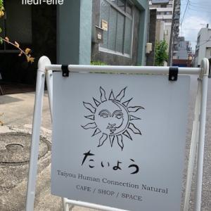春日井古民家カフェ巡り【たいようカフェのランチ〜百時チーズケーキ】