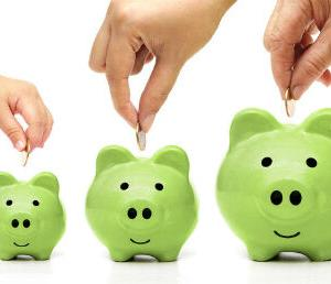 貯蓄と借入金の平均、30代~60代