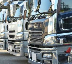 悲しい給与、トラック運転手