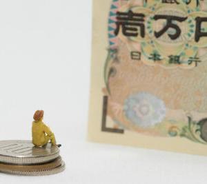 月収10万円、貧しさのリアル