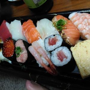 近くの寿司屋