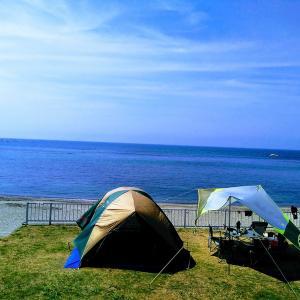 能登 輪島 キャンプに!