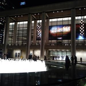 ニューヨーク・バレエ、The Nutcrackerを観て来ました!!