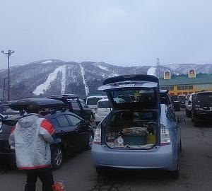 8日目 高鷲スノーパークで滑り納め