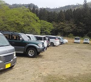 山県市 古城山(金鶏山)