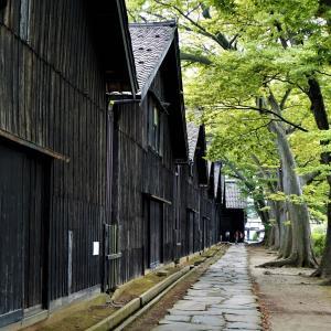 酒田市、山居倉庫資料。gooブログ画像について。