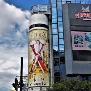 渋谷、絵画鑑賞に街並み、湧く新しい息吹。