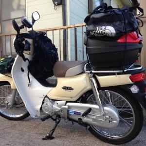 MYバイク スーパーカブ110(JA10)