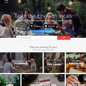他人の家で手作りごはん!Airbnbの食事版「VizEat」がトロントに登場