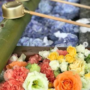ゆるりと浴衣でお散歩 白山神社 風鈴祭り
