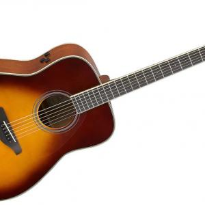 YAMAHA トランスアコースティック ギター