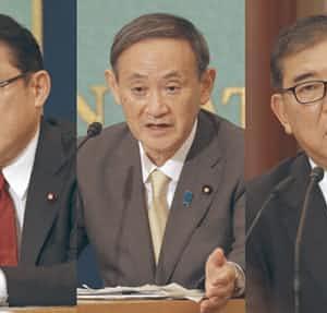 菅義偉内閣は「本格政権」に化けるかも ~「石破だけは総理にしてはならない」