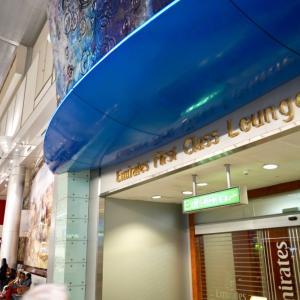 エミレーツ航空ファーストクラスラウンジに行ってみた!内部の様子とサービス内容を全公開<ドバイ国際空港コンコースC>
