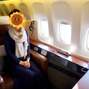 【搭乗記】JAL国際線ファーストクラスに乗ってみた!最高級シート「JAL SUITE」の乗り心地と豪華アメニティをレポート♪