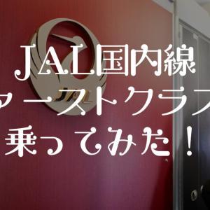 JAL国内線A350新型ファーストクラス搭乗記〜スタイリッシュなキャビンにエンタメ&機内食も大充実!