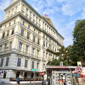 【宿泊記】ホテル インペリアル ウィーンで「選べるアップグレード」を体験!カフェインペリアルの朝食も絶品でした♡