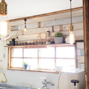 賃貸DIY・殺風景なキッチンを気分が上がるキッチンにリノベーションする方法(動画)