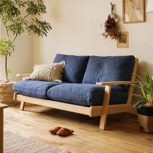 組み合わせて2人掛けソファーにもできる、1人掛けソファーを作る方法(動画)