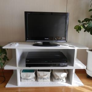 カラーボックスを使って、お洒落なテレビ台を作る方法(動画)