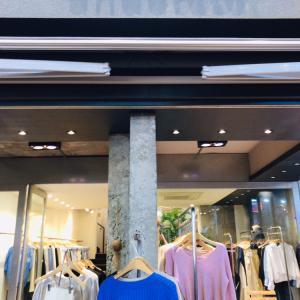 弘大で韓国ファッションを買う!understar