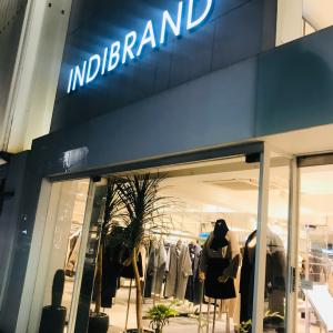 カロスキルでファッション巡り INDIBRAND,ALAND...