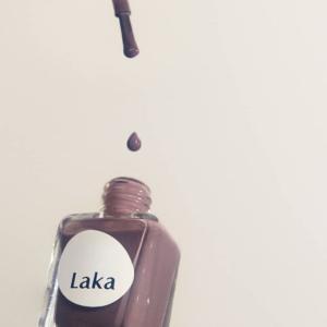 LAKAのネイルがかわいすぎ〜