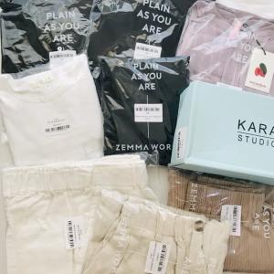 シンプルオシャレ!韓国ファンションZEMMAWORLDで夏服買い足し!