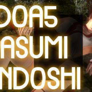 DOA5かすみフンドシ (DOA5 KASUMI FUNDOSHI)