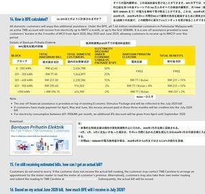 電気料金の追加支援策【BPE】