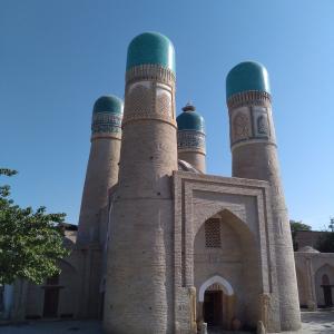 【ウズベキスタンへの旅⑦】さよならブハラ、いよいよ憧れのサマルカンドへ。