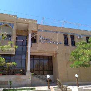 【ウズベキスタンへの旅④】ブハラの旧市街、オマール・ハイヤームホテルに到着。
