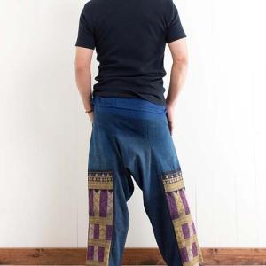 【おすすめ】本格派エスニックパンツならザオ族パンツで