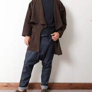 【秋のメンズアウター】おすすめ!秋色アウター なら 草木染め メンズジャケット