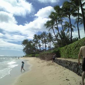 ★私の好きなハワイの海
