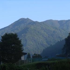 島脇谷山(1,325m)
