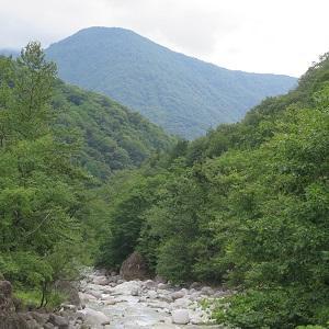 福地山(1,671.7m)