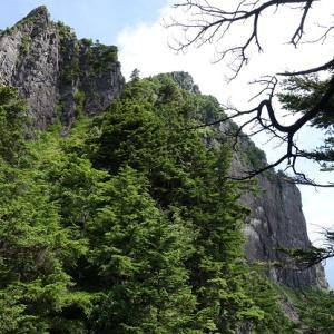 89.錫杖岳(2,168m)