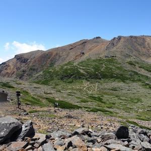 77.御嶽山(3,067m)