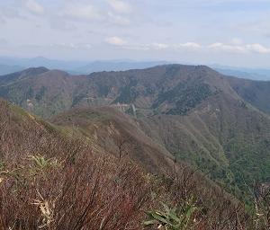 13.雷倉(1,169m)