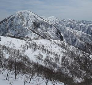 23.笹ヶ峰(1,285m)