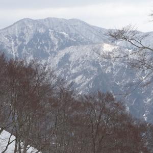 黒津山(1,193.4m)