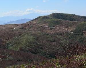 107.白木峰(1,596m)