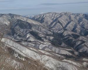 8.貝月山(1,234.2m)